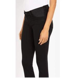 J Brand Super Skinny Velvet Maternity Pant Size 24